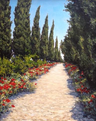 """""""Roman Garden"""""""