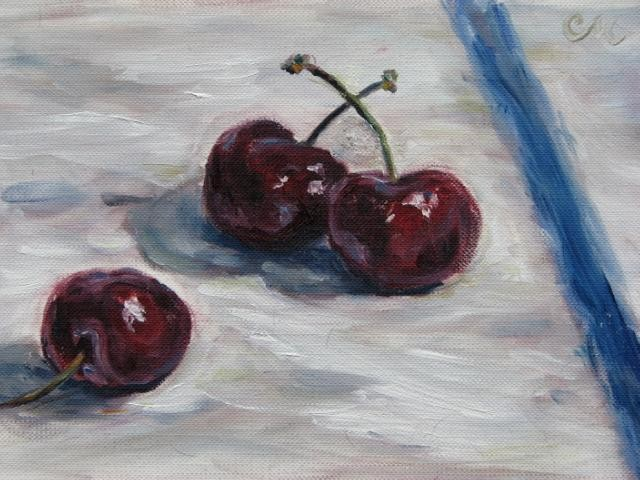 """Three Cherries"""