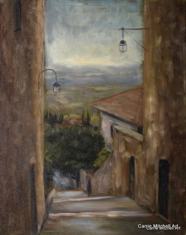 """View from Assisi"""