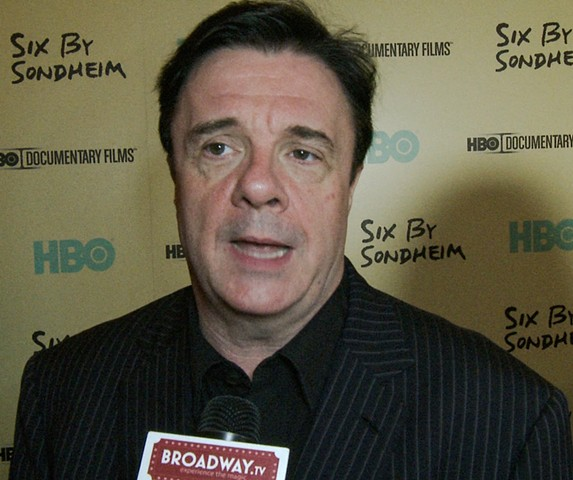 Actor Nathan Lane Interview