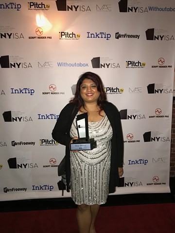 Silver Prize Winner - Feature Film Screenwriter - New York International Screenplay Awards