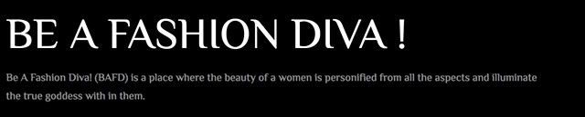 Be A Fashion Diva - 500 Influential Women