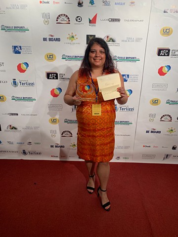 Diwal'Oween Wins 10th Award at Apulia Webfest, Italy