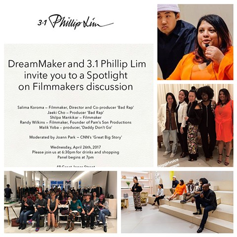 DreamMaker Panel at 3.1 Phillip Lim