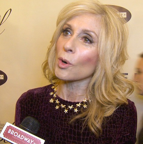 Actor Judith Light Interview for Broadway TV