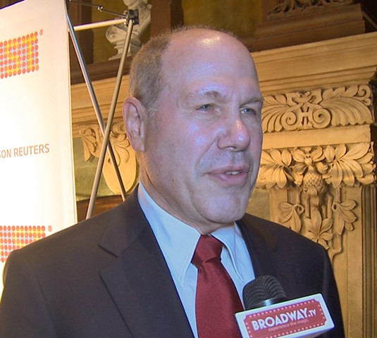 Disney CEO Michael Eisner Interview