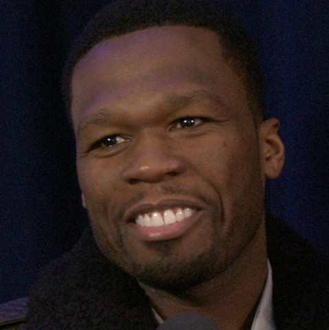 Rapper 50 Cent Interview