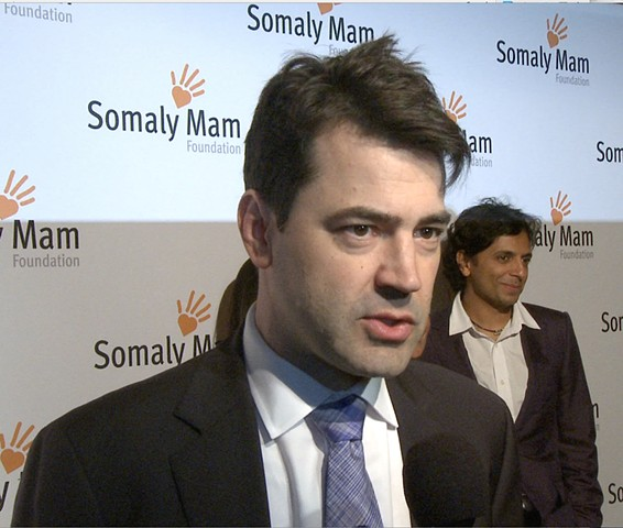 Actor Ron Livingston Interview