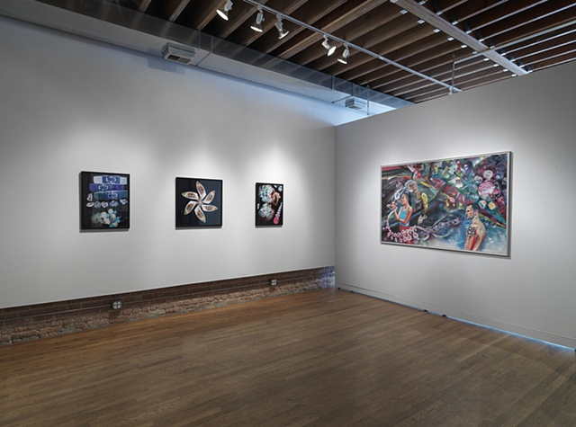 All That Glitters, Installation View 2