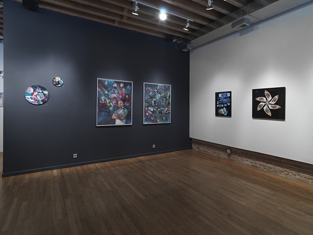 All That Glitters, Installation View 1