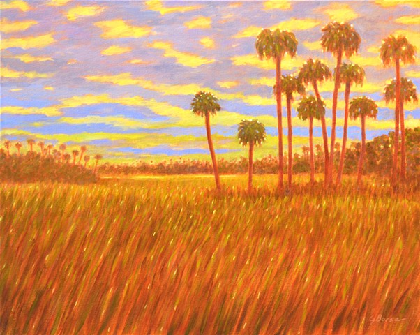 DayGlo by Florida Artist Gary Borse is available at Galleria Misto, Bellair Bluffs, FL