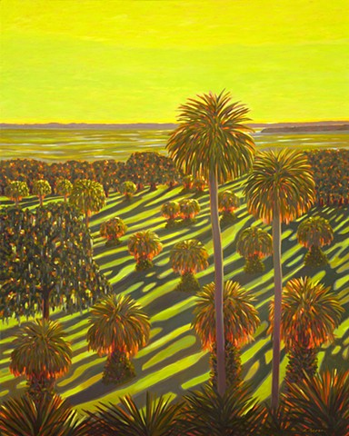 Orange Lake Overlook by Florida Artist Gary Borse Save Orange Lake Overlook McIntosh FL