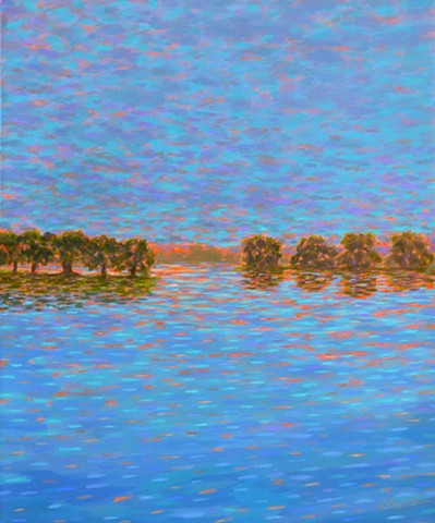 Summer Suite by Florida Artist Gary Borse available at H. Allen Holmes Hobe Sound Florida