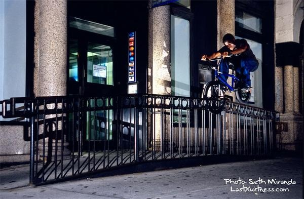 Featured in DigBMX magazine (photo issue)
