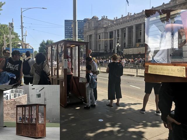 Public Artwork, Protest