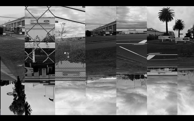 Open Studio  - Iconic Industry - Featuring Bindi Cole Chocka - work-in-progress