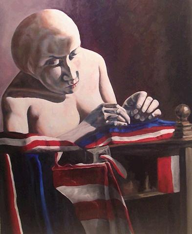 'The Flagmaker'