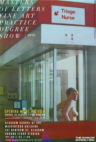 promo Mlitt Degree Show