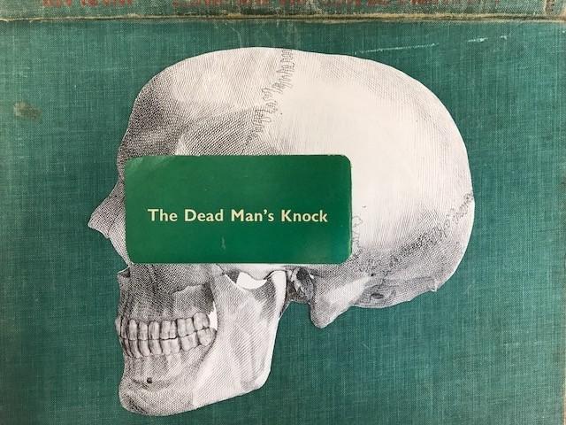 dead mans knock green skull