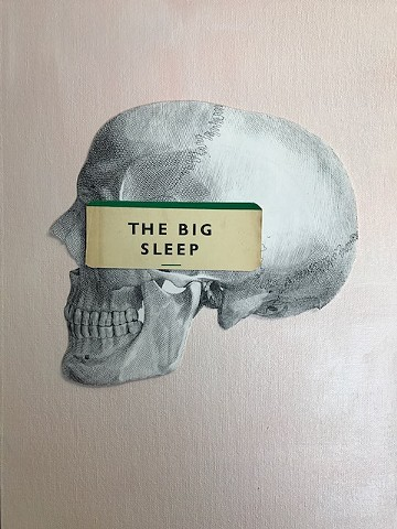 big sleep skull