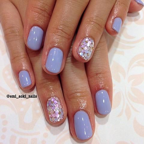 Lavender x Hologram Flower