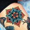 Jon Larson Tattoos