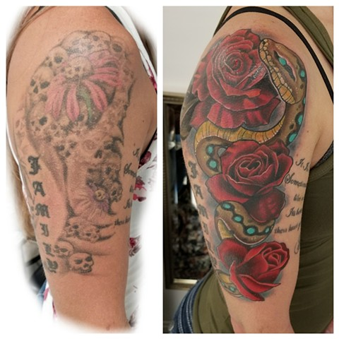 big cover up