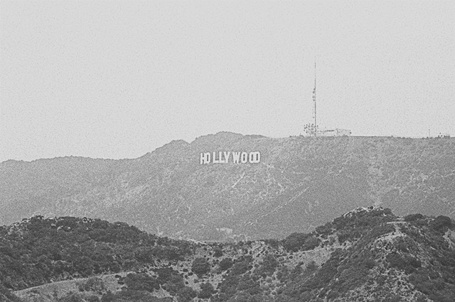 Hollywood, CA (circa 1981)