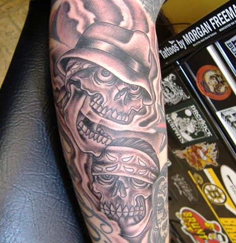 Cholo Skulls