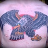 Giant Eagle Chest Piece
