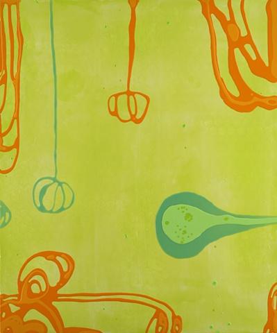 """2010 acrylic on panel 48x36"""""""