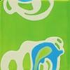 """2009 acrylic on panel  7x7"""""""