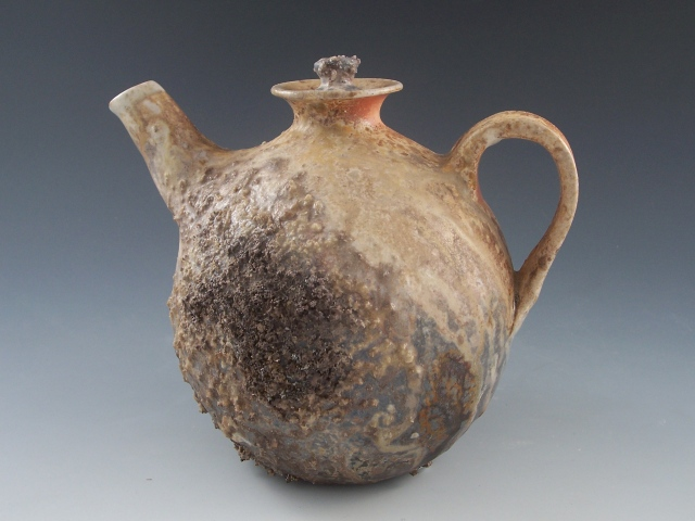 Crusty Teapot