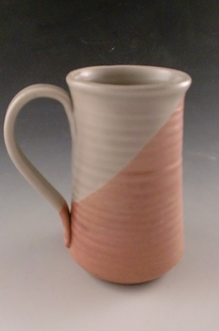 Wood fired Mug, contact pottery to see how many in stock.