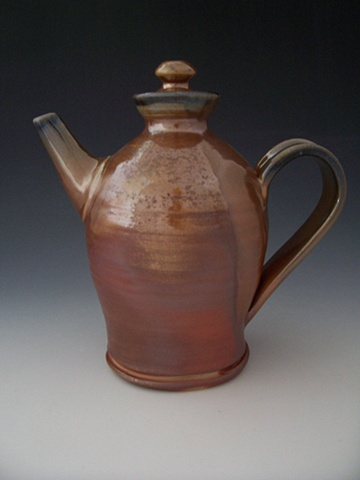 Oval bottom Teapot
