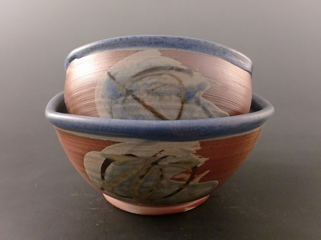 Wood Fired Nesting Bowl Set - small