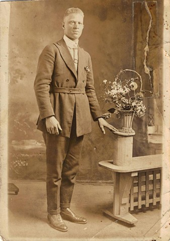 My Great Grandfather Gillie Gibson