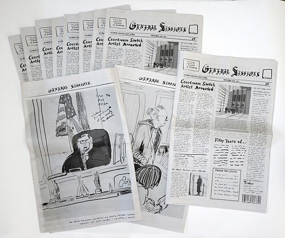 Newspaper compendium of General Sessions works