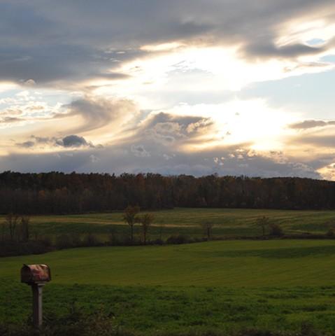 Roadin: Vermont, Fall 2011