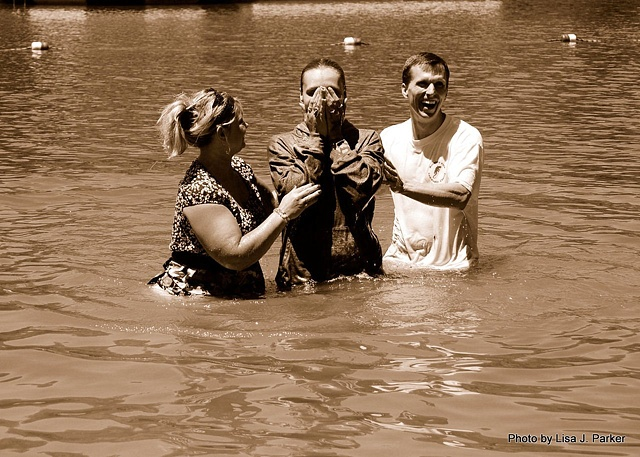 Baptism - Madison, VA