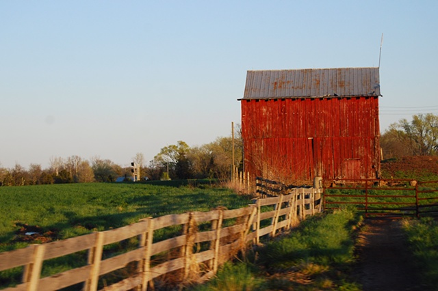 Fenceline & Barn - Bristol, TN