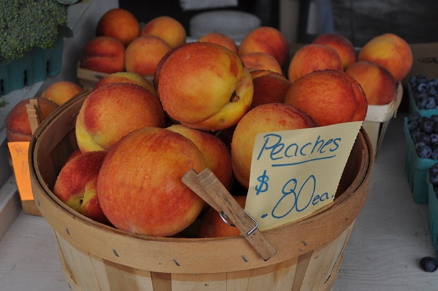 Summer Peaches - Upstate NY
