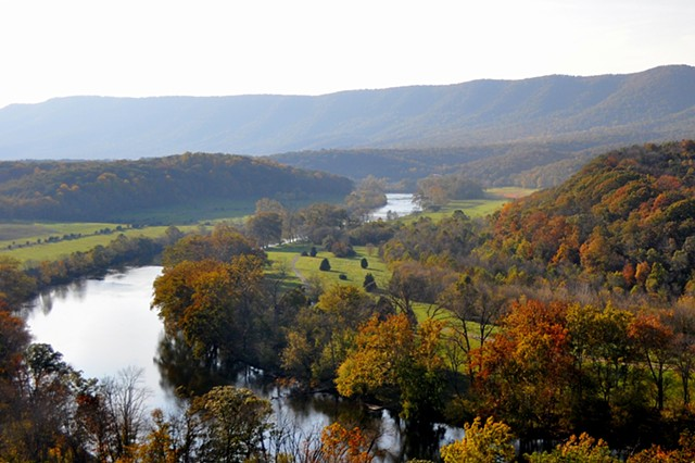 Shenandoah River Late Summer