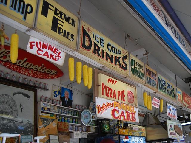 Coney Island Stand