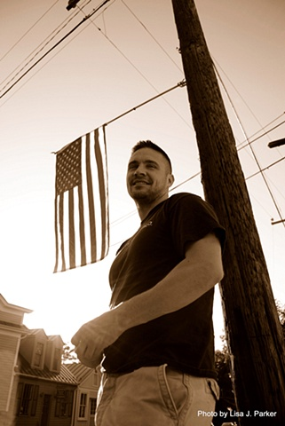 Eric - 4th of July - The Plains, VA