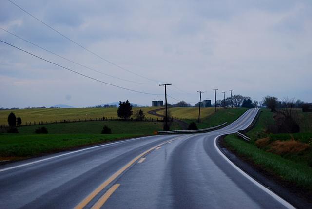 Roadin' Series: Winding Road - Culpeper, VA