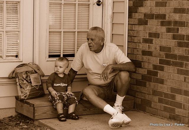 Boys On the Porch - Casanova, VA