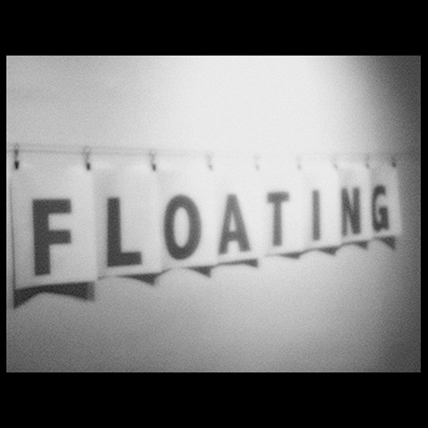 floating (installation shot)