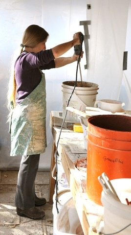 Mixing Cone 6 glazes