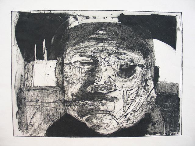 Untitled (with black eye)
